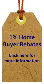 1% Rebate for Buyers